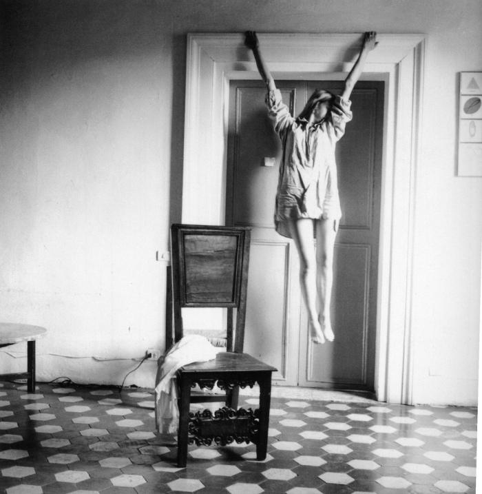 Mostra di Francesca Woodman a Milano, Palazzo della Ragione (foto 3)