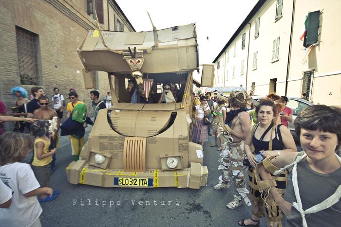 il.Rof 2010 Festival Itinerante di Musica, Arte e Danza - Forlì (Foto 17)
