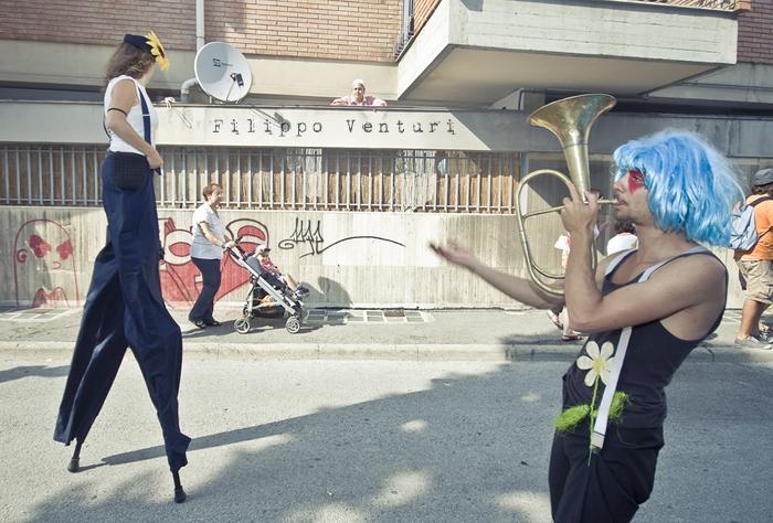 il.Rof 2010 Festival Itinerante di Musica, Arte e Danza - Forlì (Foto 18)