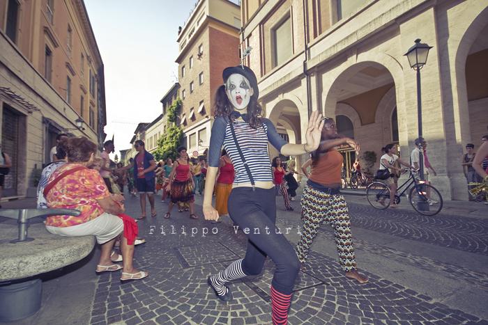 il.Rof 2010 Festival Itinerante di Musica, Arte e Danza - Forlì (Foto 33)