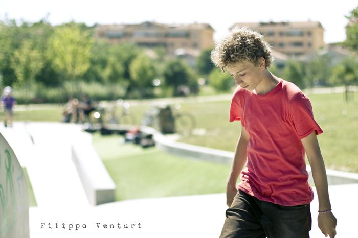 Jurassic Skatepark di Cesena, LowBudgetTour@Life is Dangerous Contest - Foto 04