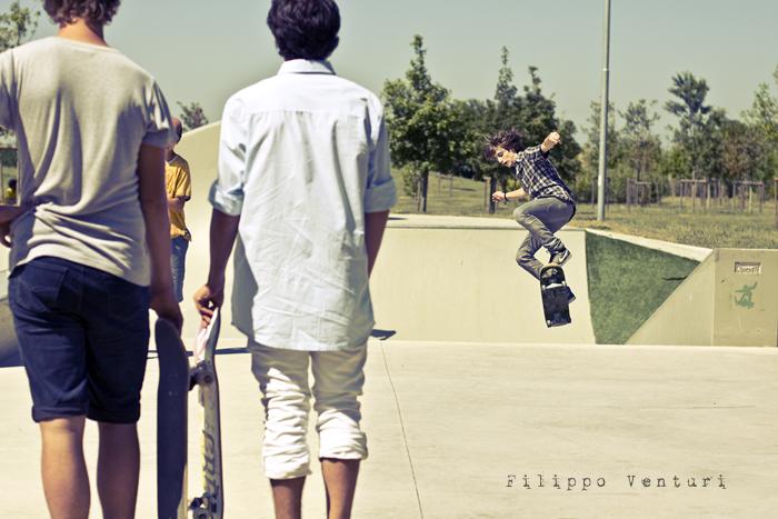 Jurassic Skatepark di Cesena, LowBudgetTour@Life is Dangerous Contest - Foto 06