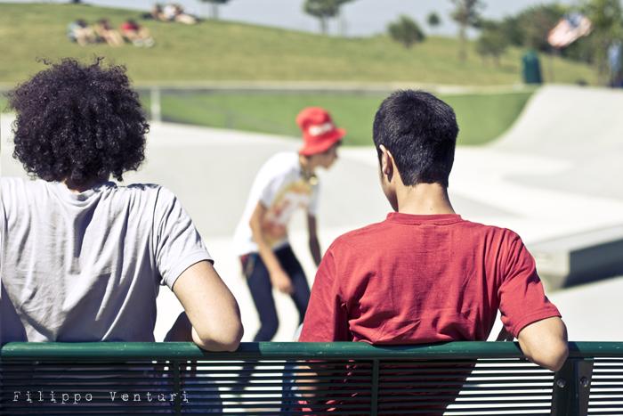 Jurassic Skatepark di Cesena, LowBudgetTour@Life is Dangerous Contest - Foto 08