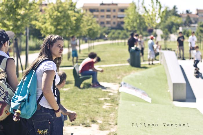 Jurassic Skatepark di Cesena, LowBudgetTour@Life is Dangerous Contest - Foto 11