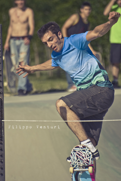 Jurassic Skatepark di Cesena, LowBudgetTour@Life is Dangerous Contest - Foto 21