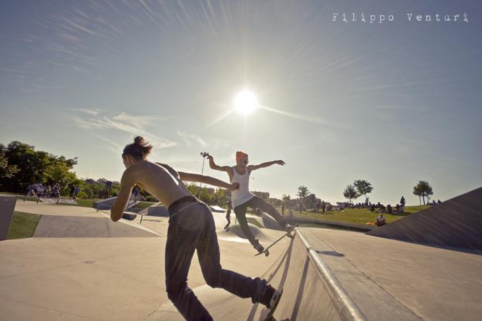 Jurassic Skatepark di Cesena, LowBudgetTour@Life is Dangerous Contest - Foto 24