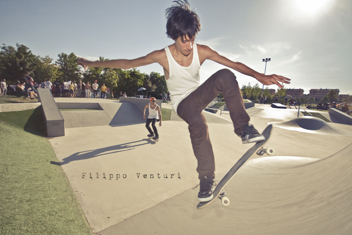 Jurassic Skatepark di Cesena, LowBudgetTour@Life is Dangerous Contest - Foto 25