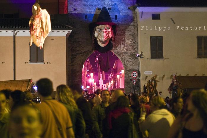 La Notte delle Streghe - San Giovanni Marignano - Foto 01