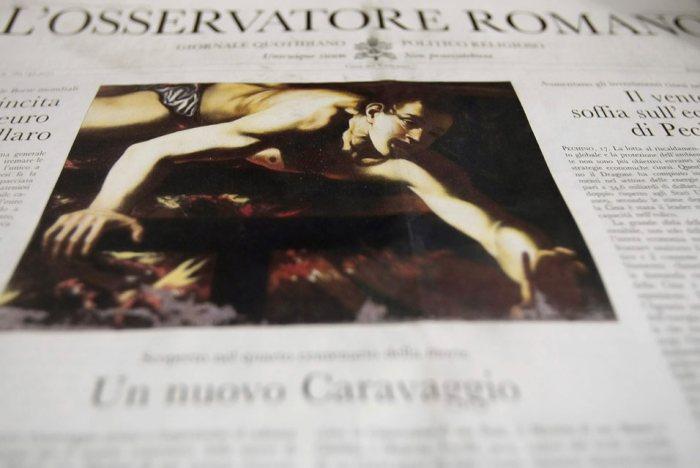 Il Martirio di San Lorenzo non è un Caravaggio