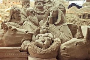 Presepi di sabbia (Rimini 2011)