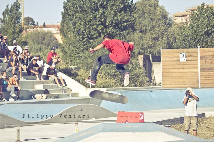 Skateboard Society in Osimo (Foto 33)