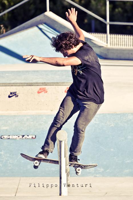 Skateboard Society in Osimo (Foto 43)
