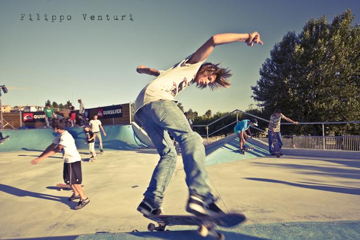 Skateboard Society in Osimo (Foto 49)