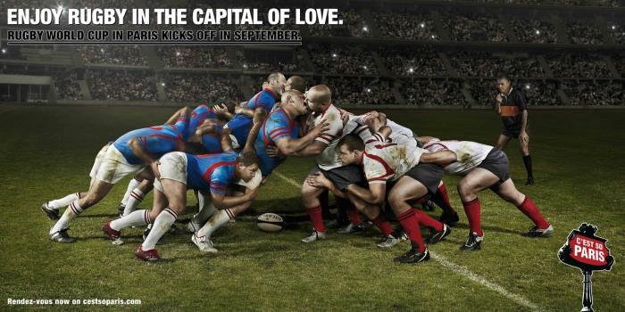 Enjoy (Gay) Rugby in the Capital of Love