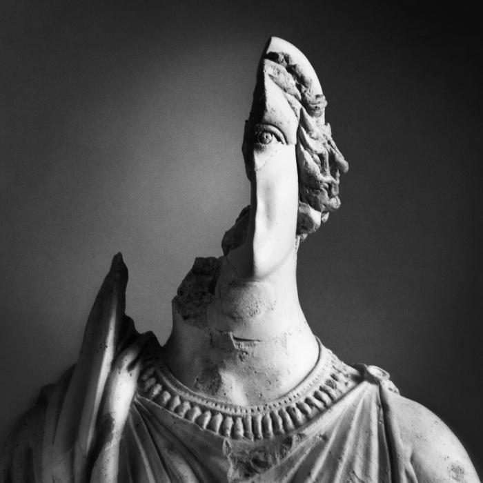 Mimmo Jodice - Figure del mare - Alba Fucens Angizia, 2008