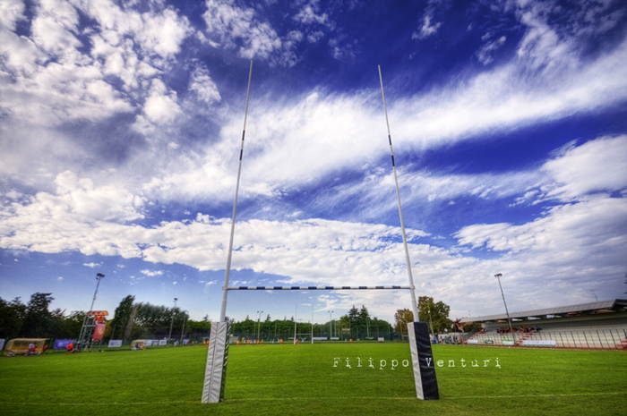 "2a giornata del 3° torneo di Rugby, ""Meeting di Rimini"" - Foto 1"