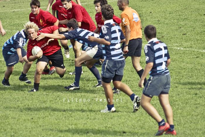"2a giornata del 3° torneo di Rugby, ""Meeting di Rimini"" - Foto 2"