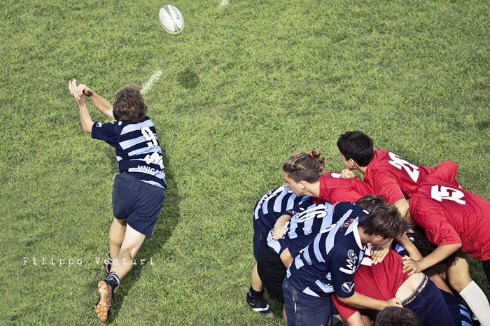 "2a giornata del 3° torneo di Rugby, ""Meeting di Rimini"" - Foto 4"