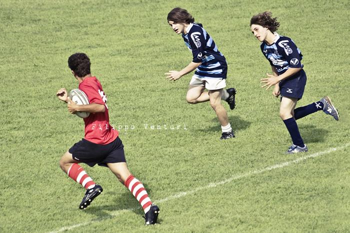 "2a giornata del 3° torneo di Rugby, ""Meeting di Rimini"" - Foto 5"
