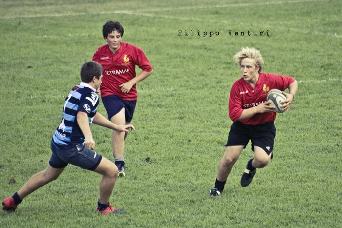 "2a giornata del 3° torneo di Rugby, ""Meeting di Rimini"" - Foto 7"