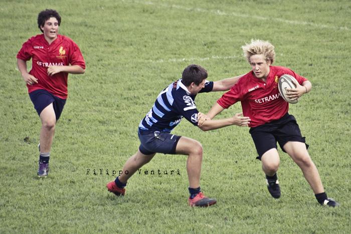 "2a giornata del 3° torneo di Rugby, ""Meeting di Rimini"" - Foto 8"