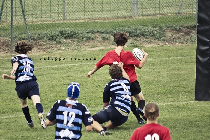 "2a giornata del 3° torneo di Rugby, ""Meeting di Rimini"" - Foto 9"