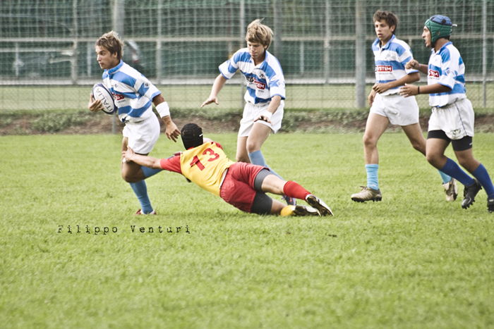 "2a giornata del 3° torneo di Rugby, ""Meeting di Rimini"" - Foto 11"