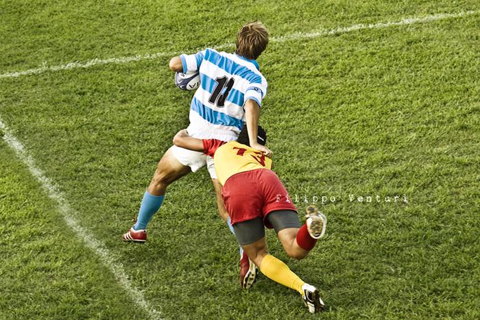 "2a giornata del 3° torneo di Rugby, ""Meeting di Rimini"" - Foto 13"