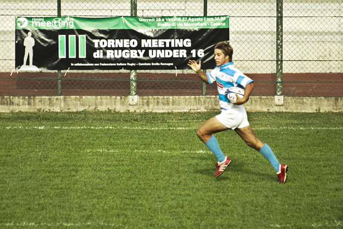"2a giornata del 3° torneo di Rugby, ""Meeting di Rimini"" - Foto 14"