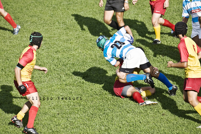 "2a giornata del 3° torneo di Rugby, ""Meeting di Rimini"" - Foto 15"