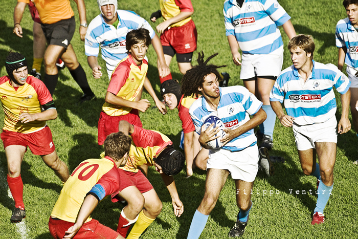 "2a giornata del 3° torneo di Rugby, ""Meeting di Rimini"" - Foto 16"
