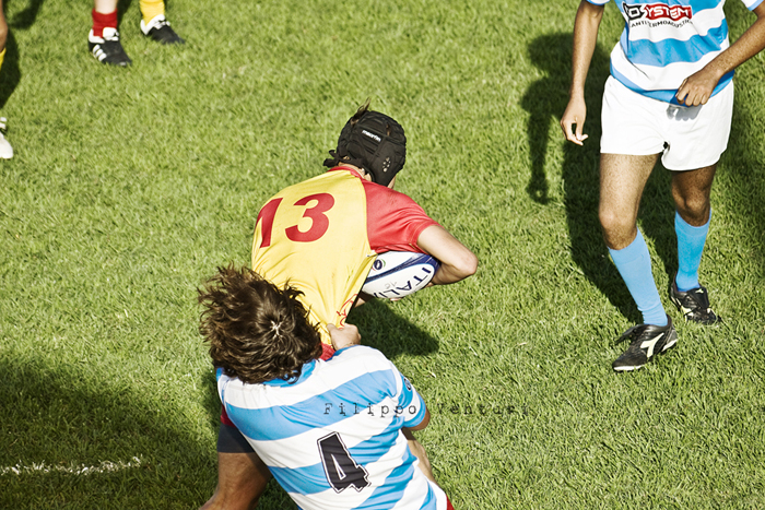 "2a giornata del 3° torneo di Rugby, ""Meeting di Rimini"" - Foto 17"