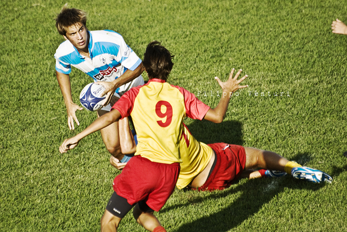 "2a giornata del 3° torneo di Rugby, ""Meeting di Rimini"" - Foto 21"