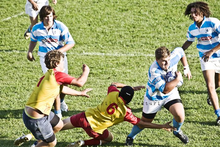 "2a giornata del 3° torneo di Rugby, ""Meeting di Rimini"" - Foto 22"