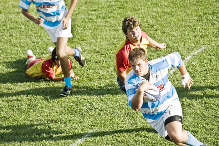 "2a giornata del 3° torneo di Rugby, ""Meeting di Rimini"" - Foto 23"