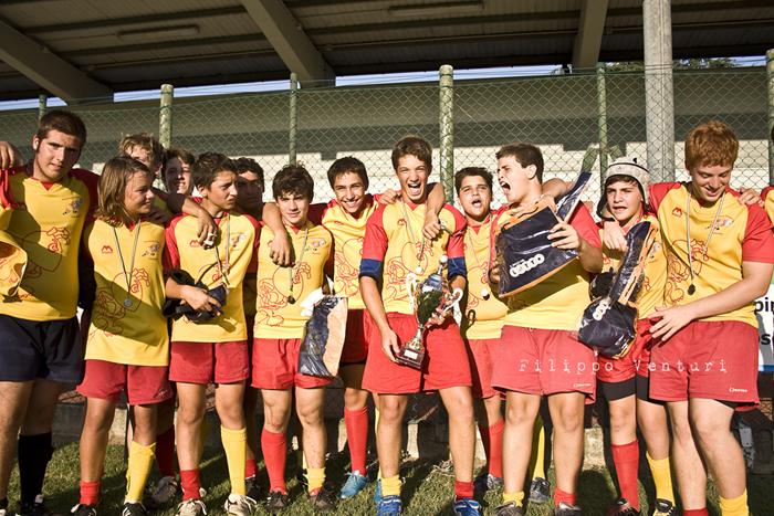 "2a giornata del 3° torneo di Rugby, ""Meeting di Rimini"" - Foto 27"