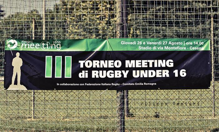 "1a giornata del 3° torneo di Rugby, ""Meeting di Rimini"" - Foto 3"