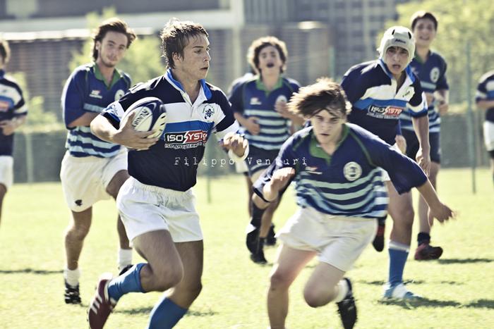 "1a giornata del 3° torneo di Rugby, ""Meeting di Rimini"" - Foto 6"