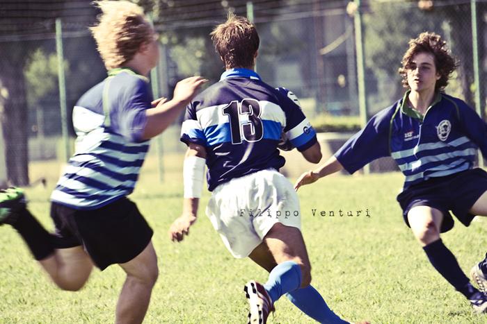 "1a giornata del 3° torneo di Rugby, ""Meeting di Rimini"" - Foto 7"