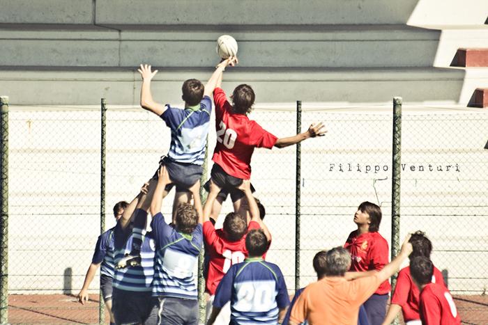 "1a giornata del 3° torneo di Rugby, ""Meeting di Rimini"" - Foto 9"