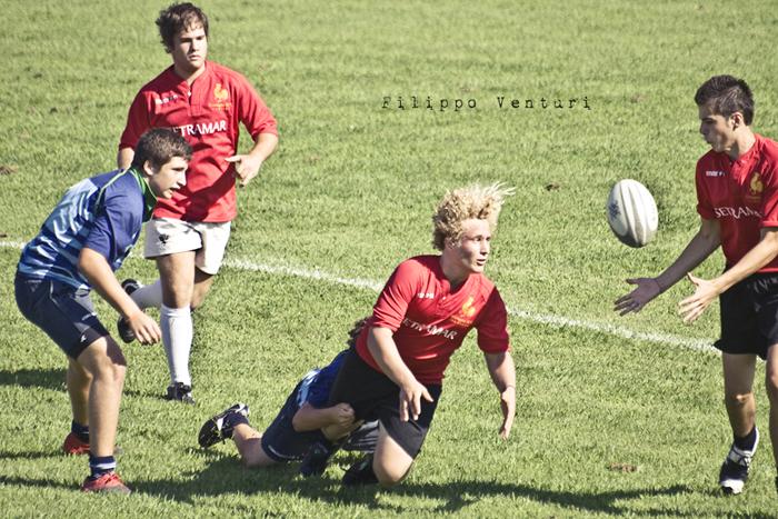 "1a giornata del 3° torneo di Rugby, ""Meeting di Rimini"" - Foto 10"