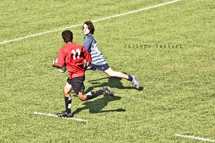"1a giornata del 3° torneo di Rugby, ""Meeting di Rimini"" - Foto 11"
