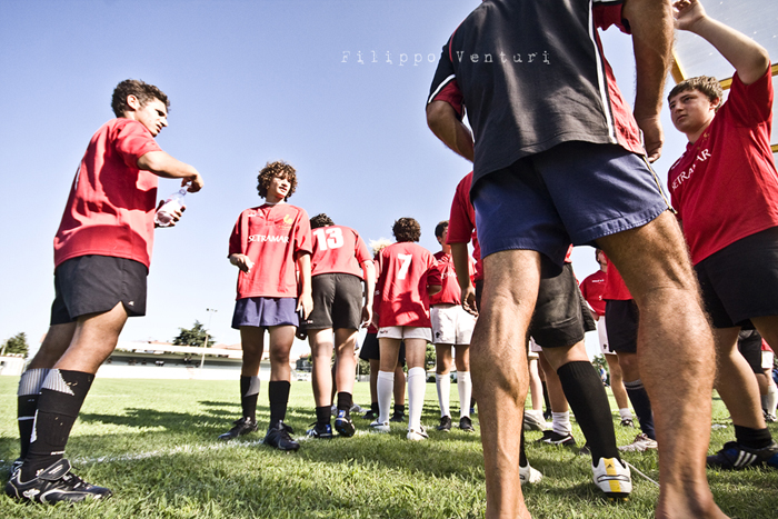 "1a giornata del 3° torneo di Rugby, ""Meeting di Rimini"" - Foto 12"