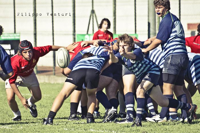 "1a giornata del 3° torneo di Rugby, ""Meeting di Rimini"" - Foto 13"