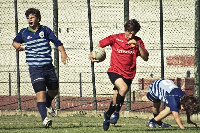 "1a giornata del 3° torneo di Rugby, ""Meeting di Rimini"" - Foto 14"