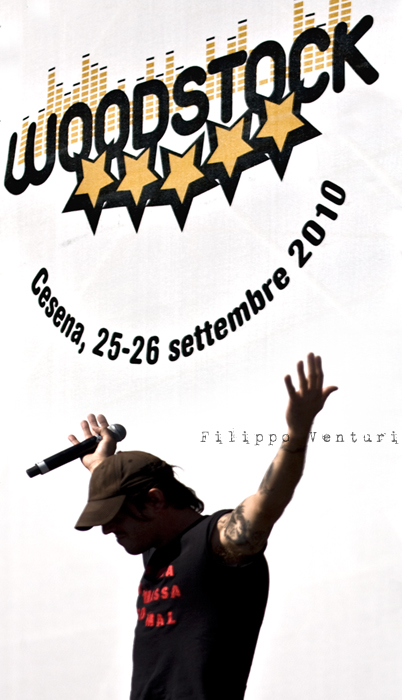 Woodstock 5 stelle a Cesena