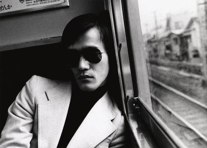 Visioni del mondo di Daido Moriyama (Hippie Crime 1970)
