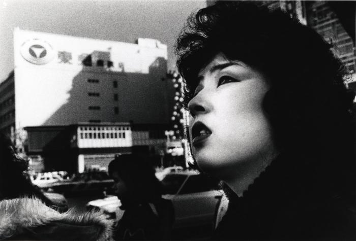 Visioni del mondo di Daido Moriyama (Tokyo 1978)