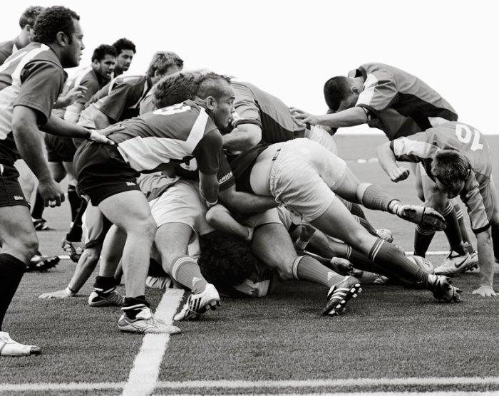Rugby di Daniel D'Ottavio - Foto 2