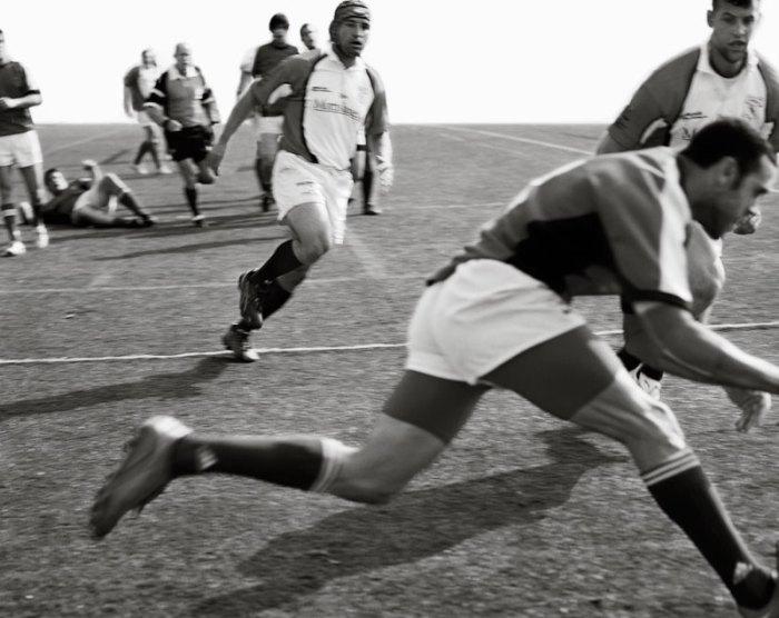 Rugby di Daniel D'Ottavio - Foto 7